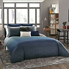 Kenneth Cole Queen sheet Cover set Reaction Home/Queen Blue