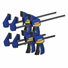 IRWIN Quick Grip 6 in Clamps, 4 Packs