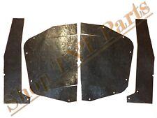 1966-1967 Cutlass Inner Fender Splash Shields Seal Rubber Seals