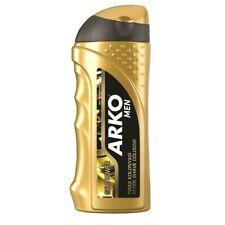 ARKO MEN AFTERSHAVE COLOGNE GOLD POWER 250ML 1 MILLION PERFUME SCENT