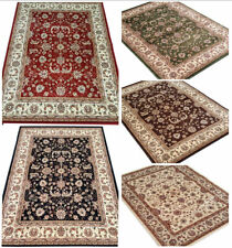 BEAUTIFUL HERITAGE TRADITIONAL CLASSIC THICK LUXURY SOFT WOOL-LOOK  2117 RUG