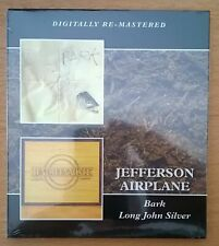 JEFFERSON AIRPLANE Bark + Long John Silver CD neuf scellé / sealed