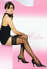 Women's Ladies Lace Top Stockings, Hold Ups, 15 denier, 7 Colours.