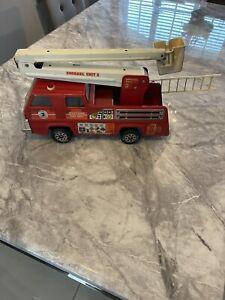 Vintage Tonka Metal SNORKEL UNIT 3 Fire Truck Engine