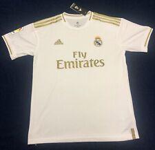 Marcelo #12 Real Madrid Home Jersey White La Liga - Size Mens Medium