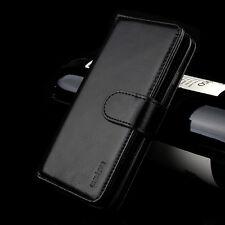 MaxiPRO ™ Libro De Cuero 4 Funda Tipo Cartera Para Samsung Modelos + gratis