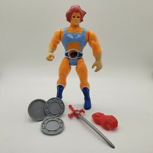 Vintage LJN Thundercats Lion-O Figure Near Complete 1985 w/ Ring Sword Claw