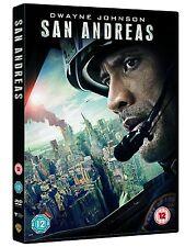 SAN ANDREAS DVD - Dwayne Johnson - NEW / SEALED DVD - UK STOCK