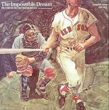1967 Boston Red Sox  LISTEN NOW Impossible Dream CD NEW