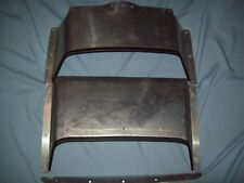 Vintage Yamaha Snowmobile 1971 SR 433 Reproduction Hood Louver Set 292 GYT GPX