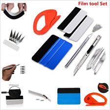 21x Car Wrap 3M Carbon Fiber Squeegee Art Knife Scraper Stickers Tint Tools Kit