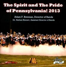 The Spirit and The Pride of Pennsylvania! 2013 CD