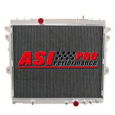 Aluminum Radiator For 05-13 Toyota Hilux KUN26R KUN16R 1KD 3.0 Turbo Diesel 2ROW