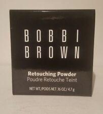 Boxed New BOBBI BROWN Retouching Loose Powder 4.7g 3 Pink   Rrp £30