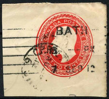 Canada 1903-12, 2c KEVII Stationery Cut-Out #D45224