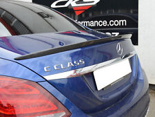 Mercedes AMG C Class W205 Carbon Fibre Fiber Boot Trunk Spoiler AMG C63 Style
