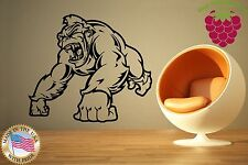 Wall Stickers Vinyl Decal Monkey Nursery Animal For Children ig777