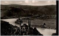 Remagen am Rhein Ansichtskarte 1958 gelaufen Blick auf Apollinariskirche Felder