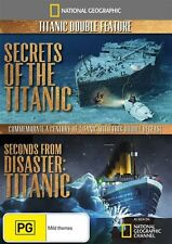 National Geographic - Secrets Of The Titanic / Seconds From Disaster - Titanic (
