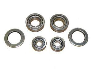 Front Wheel Bearings & Seals 55 56 57 Pontiac NEW SET