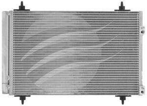 Condenser AIR CONDITIONING PEUGEOT 307 HDI 04- PEUGEOT 308 CITROEN C4 05-
