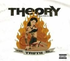 Theory of a Deadman The Truth Is (special Ed 2011 CD Album 6 Bonus Songs) VGC