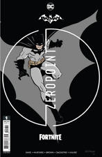 New ListingBatman Fortnite Zero Point #1 Mustard Variant Polybagged With Fortnite code