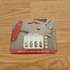 Victorinox Mini Tools Set Featuring Four Compact These Precision Tools 212014