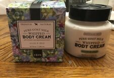 Beekman 1802 Whipped Body Cream in Aloe & Iris - 8 oz - Sealed NEW BOX