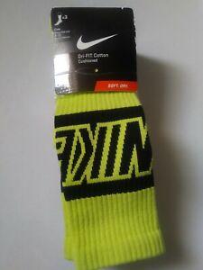 Nike 3 pack Cushioned Basketball Dri-Fit Mens Crew Socks