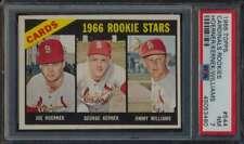 1966 Topps #544 Hoerner/Kernek/Williams Rookie Stars PSA 7  NM 54736