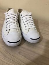 Converse Jack Purcell Mens Trainers UK size 9 Worn Twice Only!