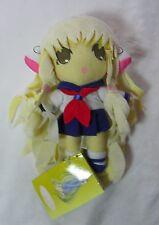 """Chobits Chii in School Uniform 7"""" Plush Toy w/tag"""