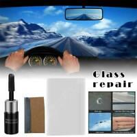 Cracked Glass Repair Kit Windshield Car Window Phone Screen Repair Utensil Set