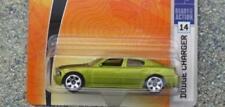 Modellini statici auto verde in ghisa