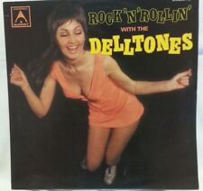 THE DELTONES - vintage vinyl LP -  Rock 'N' Rollin'