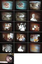 16 mm Film-Religion-Sekte Mun´s Schüler Vereinigungskirche-Historical admissions