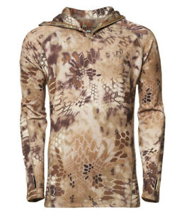 Kryptek Cronos Fleece Hoodie NEW
