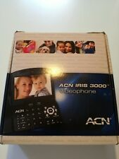 ACN IRIS 3000 Telefono VoIP Casa Fisso