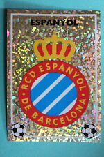 PANINI Liga 96/97 ESPANYOL BADGE MINT!!!