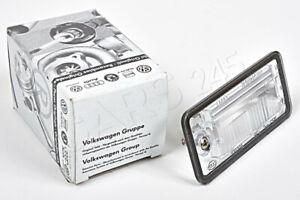 Genuine AUDI A3 Cabriolet Licence Plate Light Left 8E0943021B