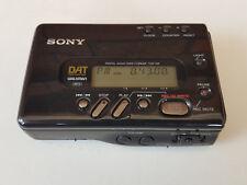 SONY TCD-D8 DAT Walkman Digital Audio Tape Recorder - Premium Vintage RARE HTF