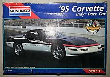 Monogram - 1995 Corvette - Indy Pace Car - 1:24 Scale - NIB
