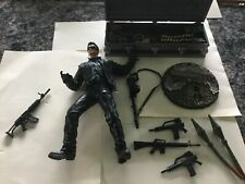 McFarlane Toys T-850 Terminator with Coffin Terminator Action Figure With extras