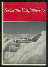 Hugo HOOftman / Zeldzame Vliegtuigfoto's Een Luchtvaart-fotoboek 1st ed 1966