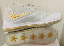 Nike Field General 2 White Metal Gold Mens Championship Drive FB 749310-17  13