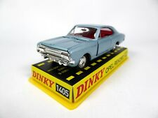 Opel Rekord Coupé 1900 - 1/43 DINKY TOYS 1405 Voiture Miniature MB429