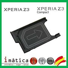 BANDEJA TARJETA SIM SONY XPERIA Z3 D6603 / Z3 COMPACT D5803 SOPORTE GUIA PORTA