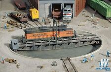 Walthers 90 Feet Turntable Kit Without Motor 933-3171 HO Scale -