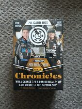 Factory Sealed 4 Pack Blaster Box 2020 Panini Chronicles NASCAR Racing Cards